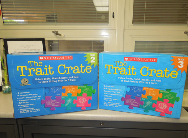 Writing traits crate